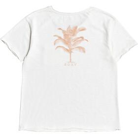 Roxy Star Solar T-shirt Dames, wit